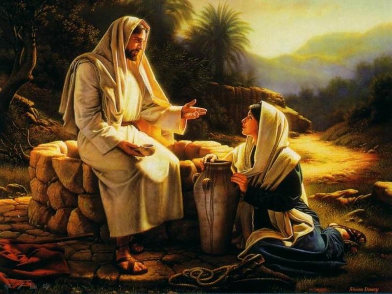 Первым это сказал Христос Иисус: «Возлюби Бога всем сердцем своим …»