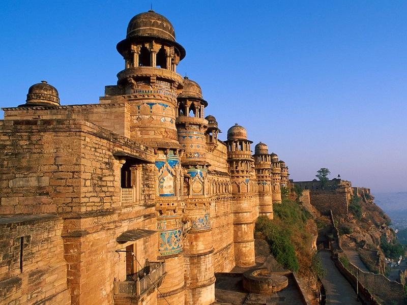 Затерянные Храмы Индии