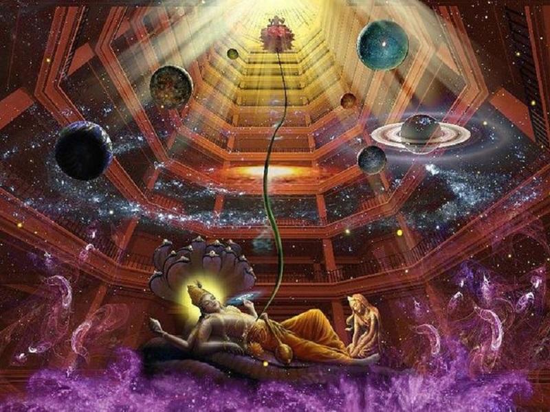 Наука: ведическая космология