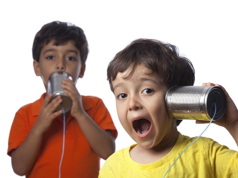 Как дети учатся общаться. Алана Джеймс