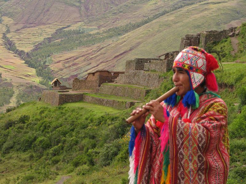 Перу — Боливия — Амазония