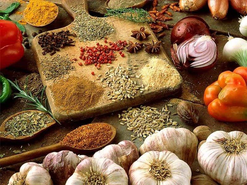 Витамины и микроэлементы в специях