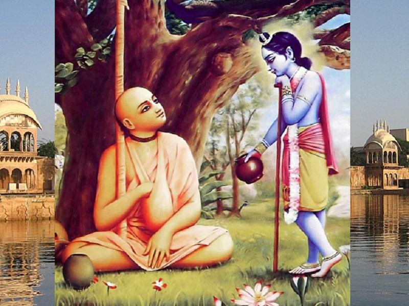 Шри Мадхавендра Пури как связующее звено