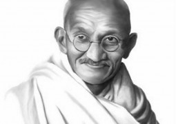 Мир без насилия Махатмы Ганди