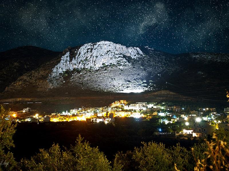 Сказочный Крит: колыбель богов