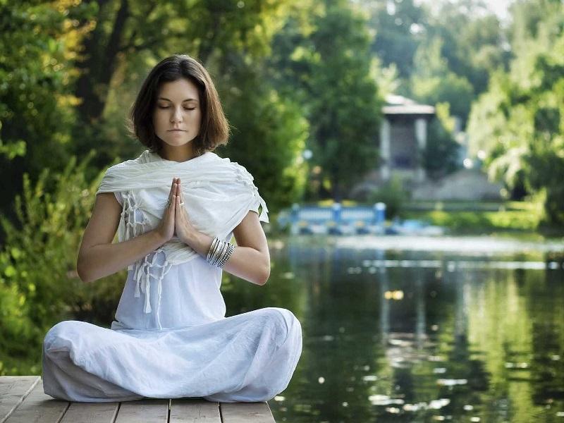 Простая утренняя медитация
