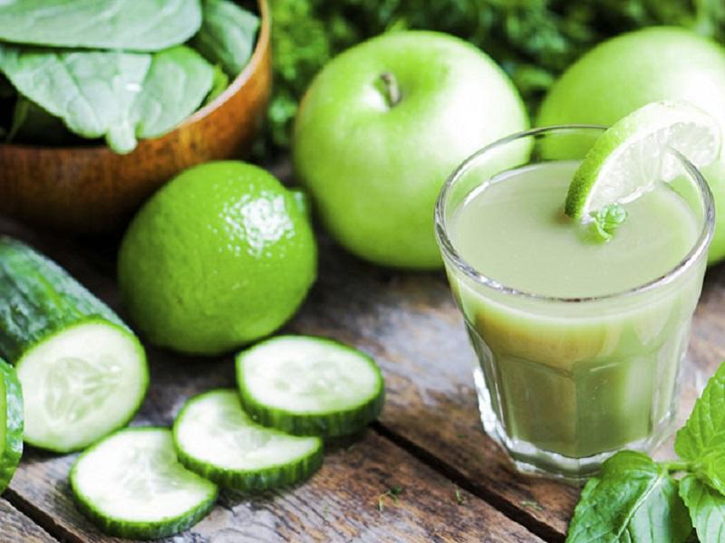 6 летних напитков для максимального детокса
