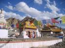Ладак — островок Тибета в самой высокогорной территории Индии в Гималаях