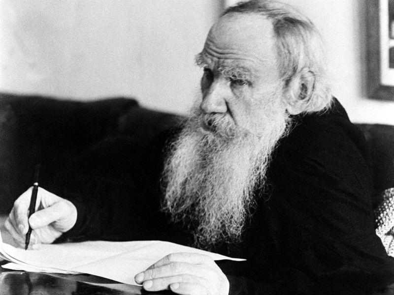 А вы знаете, что Лев Толстой был вегетарианцем?