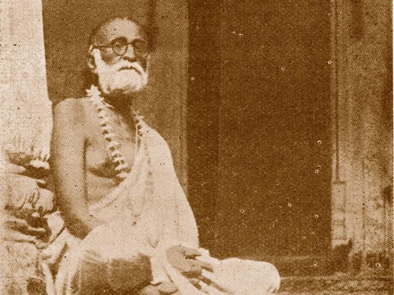 Шри Шримад Бхактисиддханта Сарасвати в воспоминаниях Шрилы Бхарати Махараджа