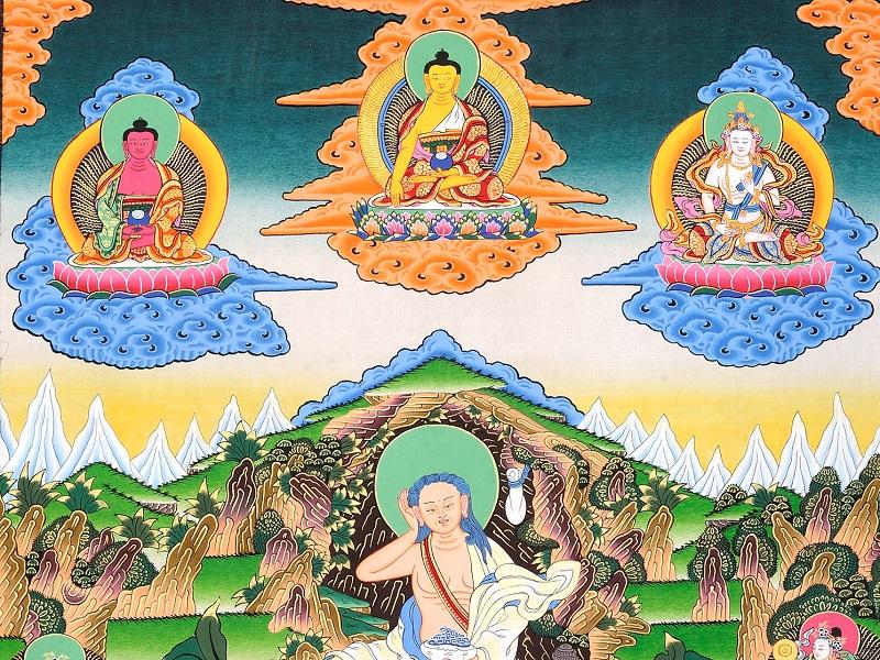 Ваджраяна или буддийский тантризм — основные принципы в практике