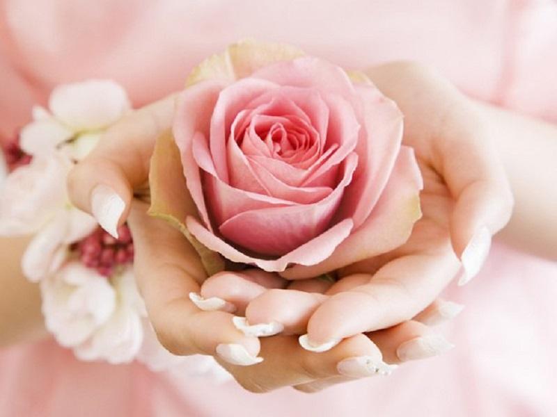 Первый шаг к любви – это благодарность