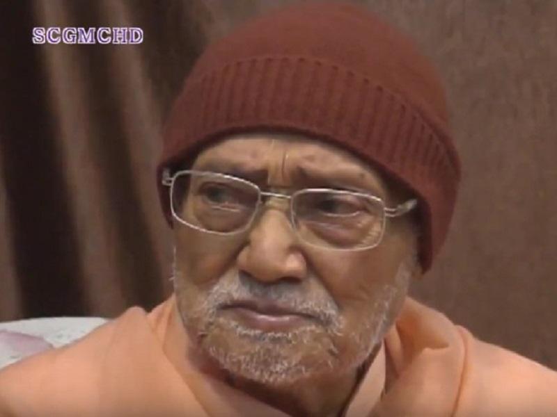 Шрила Б.Валлабха Тиртха Махарадж. Харе Кришна Маха-мантра