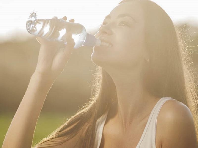 как правильно пить воду чтобы похудеть видео
