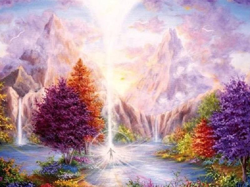 Мир и процветание планете Земля