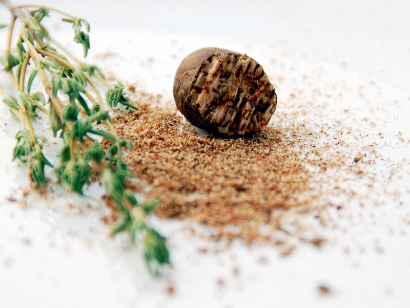Мускатный орех — пряность для хорошего пищеварения и успокоения ума