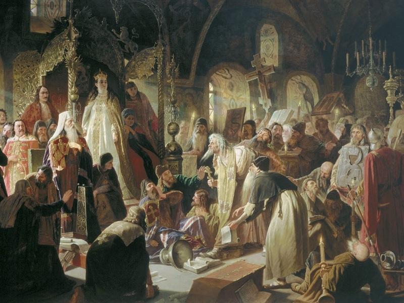 Никон — последний «великий государь» Церкви