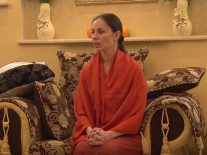 Радха Гири: ПРОБУЖДЕНИЕ СОЗНАНИЯ