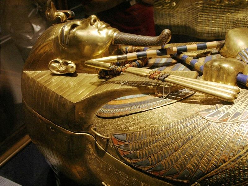 Исторические дети: Тутанхамон