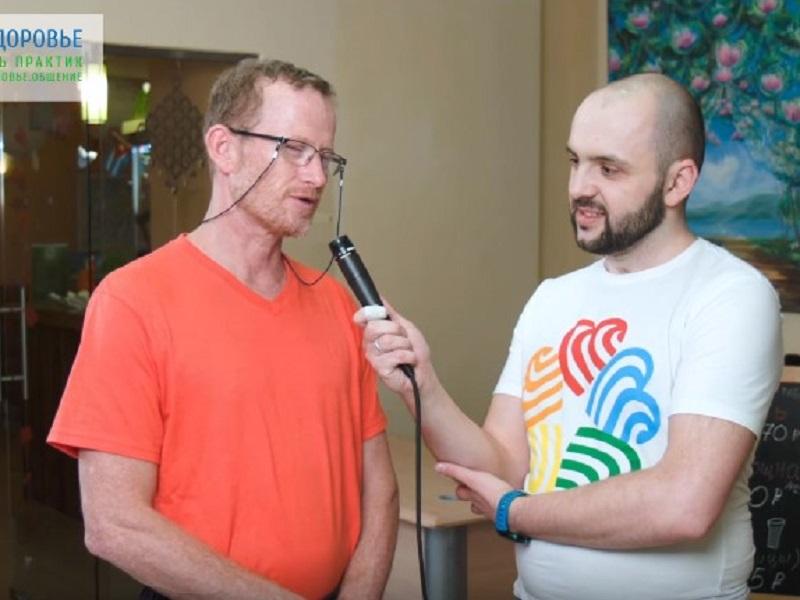 Леонид Гарценштейн о том, как достичь 100-процентного здоровья