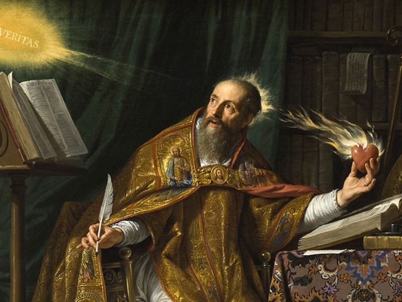 Блаженный Августин — Отец церкви