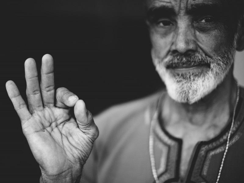 Дхарма Миттра: «На этой планете мы отрабатываем нашу карму»