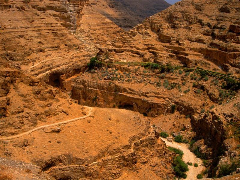 Иерихон. Тайны древнейшего города в мире