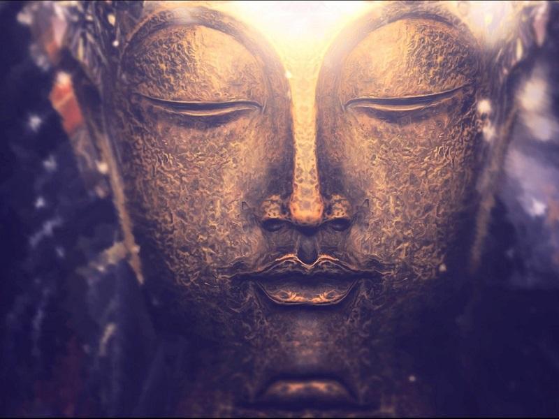 «Духовный учитель?» Открытие Буддизма