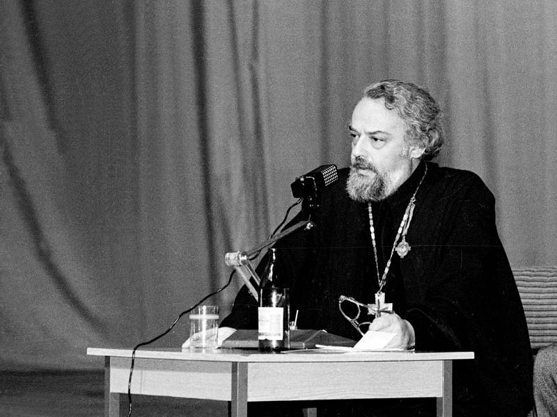 Александр Мень. Вечные вопросы