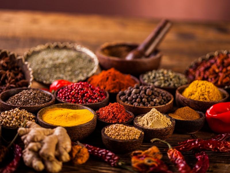 Индийские специи и их использование