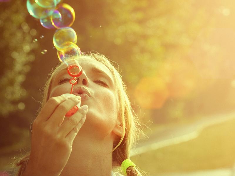 Помни! Ты и есть счастье, Ты — свет!