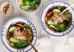 Вегетарианский суп Фо