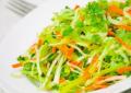 Вьетнамский овощной салат