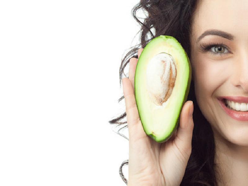 «Результат – на лице»: фрукты и овощи… для кожи!