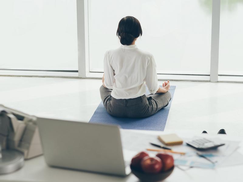 Четыре шага для естественного преодоления адреналиновой усталости