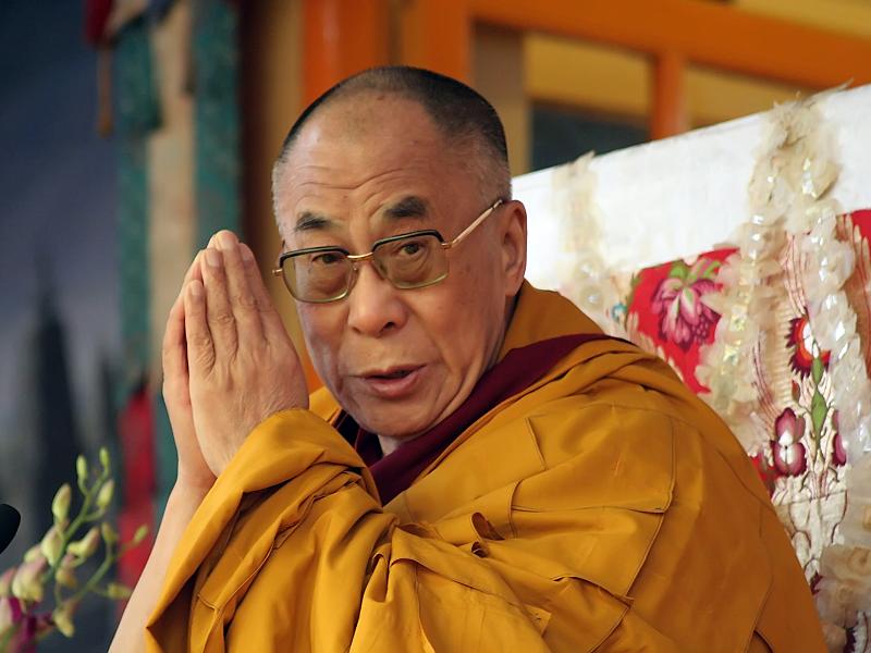 Далай-лама: Экология и человеческое сердце
