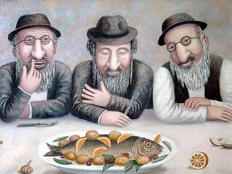 Еврейские поговорки и афоризмы
