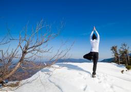 Как оставаться здоровой и красивой всю зиму