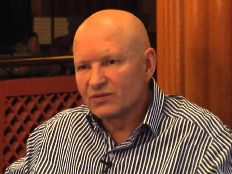 Константин Коротков: «Как измерить ауру?»