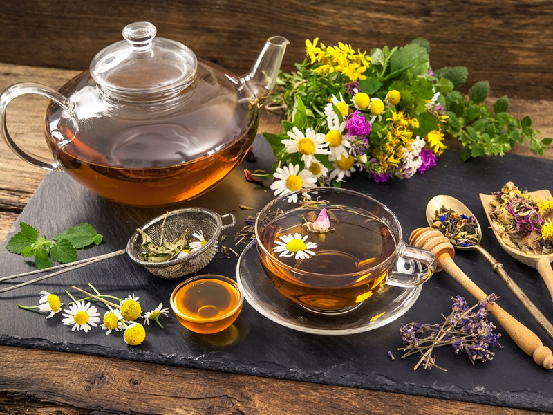 5 причин полюбить травяной чай