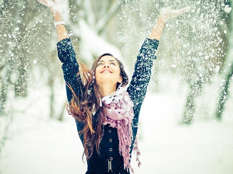 «Сверкать, как снег на солнце». Аюрведические советы для самого холодного времени года