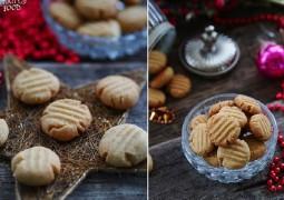 Ароматное печенье с тахиной