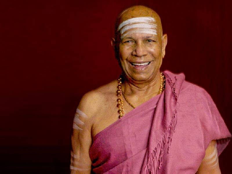 Гуруджи Шри К. Паттабхи Джойс: «Меня очень тянуло изучать «Бхагават Гиту»