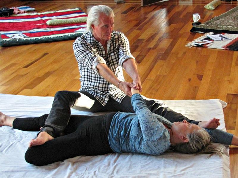 Майкл Бак (Мукти): «Тайский массаж. Священная традиция или импровизация?»