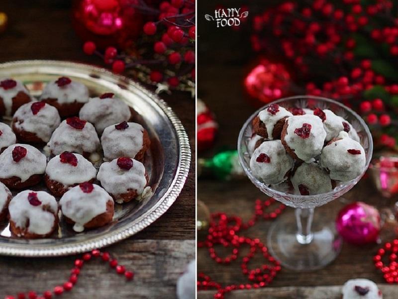 Пряное праздничное печенье