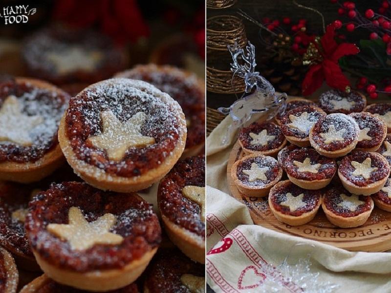 Рождественские пирожки