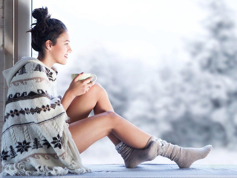 5 холистических советов по уходу за собой зимой