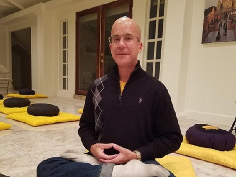Дэвид Снайдер: «Разве Будда не ел мяса?»