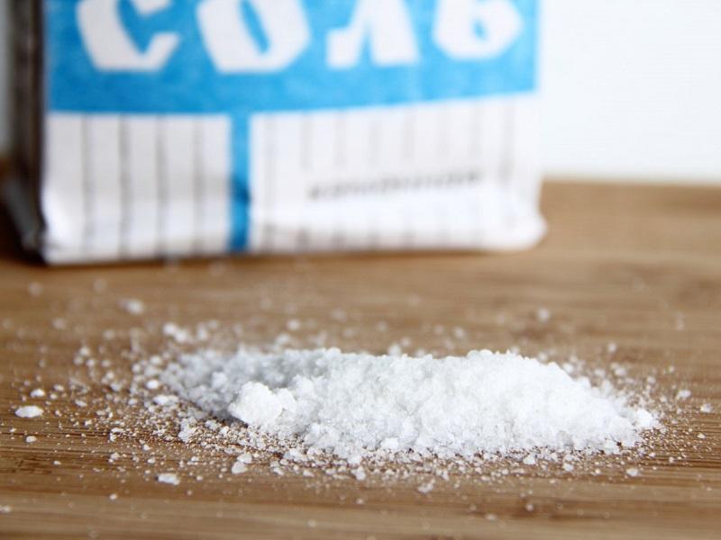 Исследователи выявили антиинфекционные свойства соли