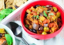 Капоната - сицилийское овощное рагу